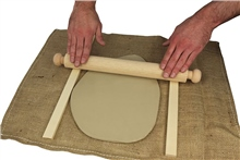 Rolling Pin - 35.5 cm Medium by Scarva Tools