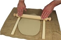 Scarva Tools Hessian Square