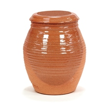 Scarva Earthstone ES75 Terracotta Crank Clay (Smooth Textured)