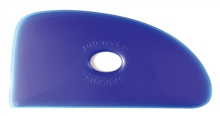 Mudtools Blue Flexible Rib No. 4 - VERY FIRM Flex
