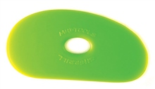 Mudtools Green Flexible Rib No. 1 - FIRM Flex