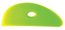 Green Flexible Rib No. 3 - FIRM Flex by Mudtools