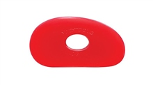 Red Flexible Rib No. 0 - VERY SOFT Flex by Mudtools