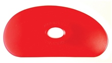 Mudtools Red Flexible Rib No. 5 - VERY SOFT Flex