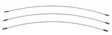 Mudtools Carving Bow Wire (Straight Wire 3pk)