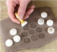 Scarva Tools Mini Hand Stamp