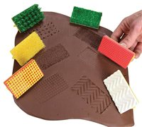 Scarva 6 Piece Stamper Set With Various Textured Surfaces