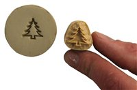 Relief Stamps Pine Tree