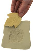 Relief Stamps Grapevine Leaf