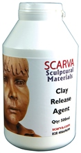 Clay Release Agent by Scarva