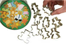Scarva Tools Cutters - Teddy Bears