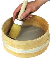 "Scarva Tools Traditional Wooden ""10"" Sieve"