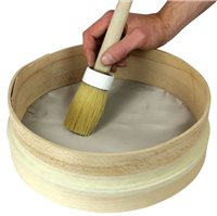 "Scarva Tools Traditional Wooden ""12"" Sieve"