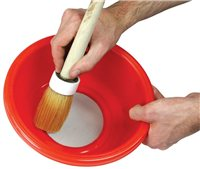 Coloured Lawn Sieve - Medium by Scarva Tools