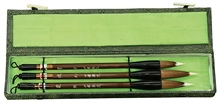 Scarva Colouring Brush Set - 3 Brush Set