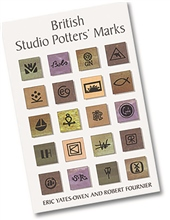 Bloomsbury British Studio Potter's Marks
