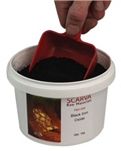 Scarva Raw Materials Iron Oxide Black RM1308