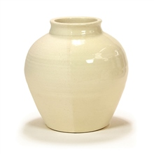 Scarva Earthstone ES130G White Earthenware Grogged Clay