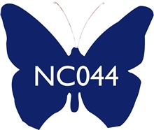 NC044 Royal Blue Ceramic Glaze & Body Stain by Scarva Nano Colours