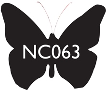NC063 Jet Black Ceramic Glaze & Body Stain by Scarva Nano Colours