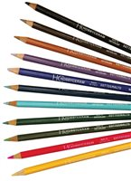 Scarva Bulk Pack 11 Underglaze Pencils