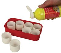 Scarva 8 Pot Paintpot Tray