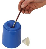 Scarva Large Non-Spill Waterpot with Lid & Stopper