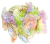 Scarva Pastel Shades Feathers
