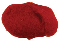 Scarva Red - 100% sheep's wool (50g)