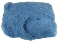 Scarva Blue - 100% sheep's wool (50g)