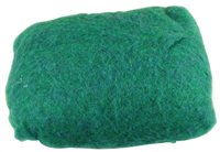 Scarva Blue Green Mottled - 100% sheep's wool (50g)