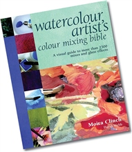 Searchpress The Watercolour Artists Colour Mixing Bible