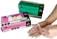 Scarva Latex Disposable Gloves - Box of 100 gloves