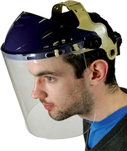 Scarva Safety Visor