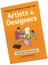 Bloomsbury The Pocket Business Guide for Artists and Designers