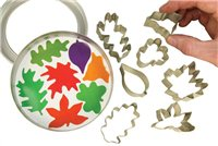 Scarva Tools Cutters- Leaves