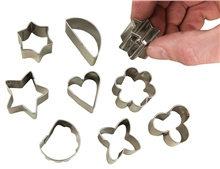 Scarva Tools Cutters- Mini Shapes