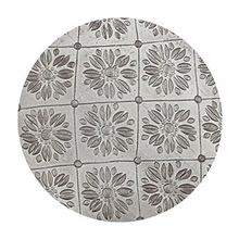 Relief Rollers Large | Flower Pattern