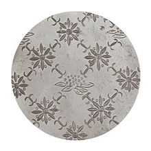 Relief Rollers Large | Decorative Pattern 4