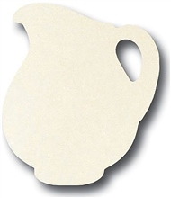 Scarva White/Buff Stoneware (Powdered Clay)