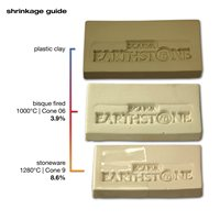 Scarva Earthstone ES10 Extra Smooth White Clay