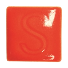 Spectrum 743 Bright Red Glaze