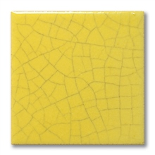 Terracolor 1055 Yellow Crackle