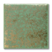 5124 Verdigris Effect Green by Terracolor