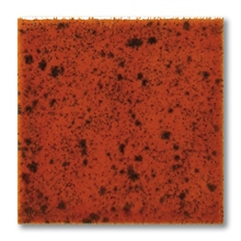 Terracolor 5204 Speckled Red Gloss