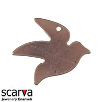 W G Ball Small Dove 30mm x 20mm