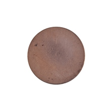 W G Ball Flat Disc 22.5mm x 22.5mm