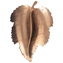 W G Ball Leaf Embossed 50mm x 36mm
