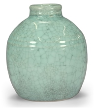 Scarva Nano Colours NPK005 Powder Blue Porcelain Crackle Glaze