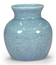 Scarva Nano Colours NPK006 Cornflower Blue Porcelain Crackle Glaze